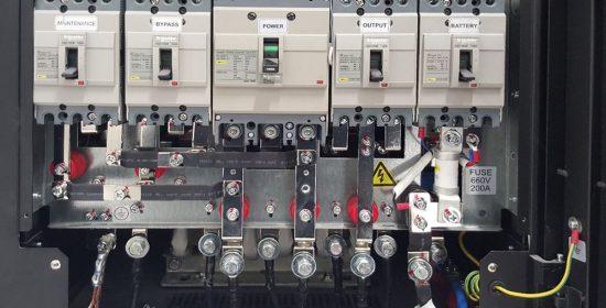 Instalaciones especializadas, red eléctrica, planta de emergencia, acometida