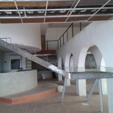 Diseño y construcción corporativa, restaurante La México