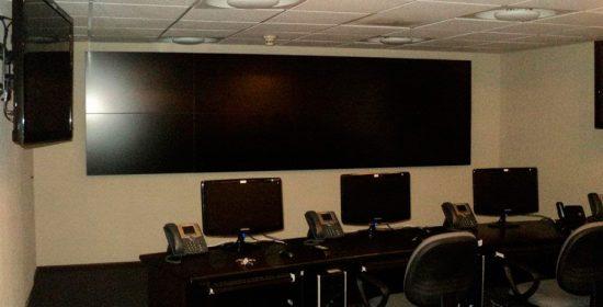 Diseño corporativo, Instalaciones especializadas, aire acondicionado, videowall