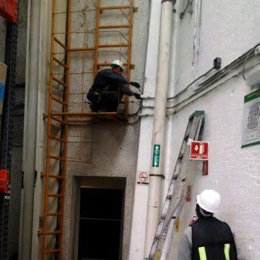 Fuller Cosmetics, instalación de sistema de CCTV