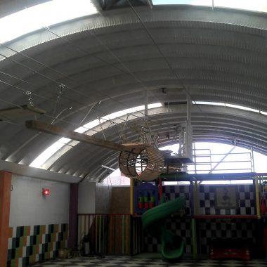 Diseño y construcción corporativa, instalaciones especializadas
