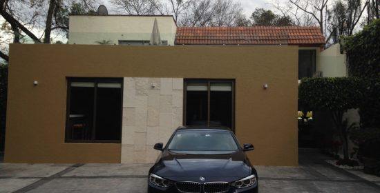 Remodelación residencial, casa habitación San Jerónimo
